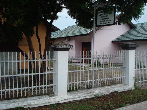 Rumah Dinas Dokter Jalan Garuda