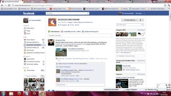 Blogger Mataram